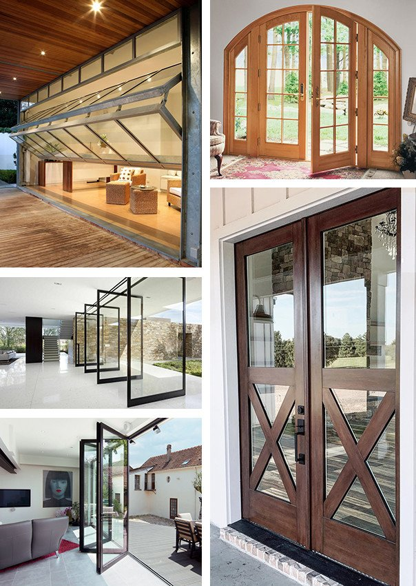 Patio Door Types and Ideas