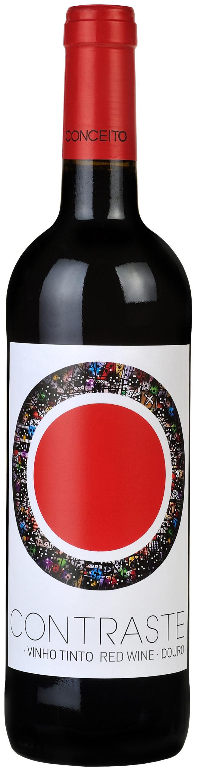 Conceito Contraste Tinto 2016 red wine