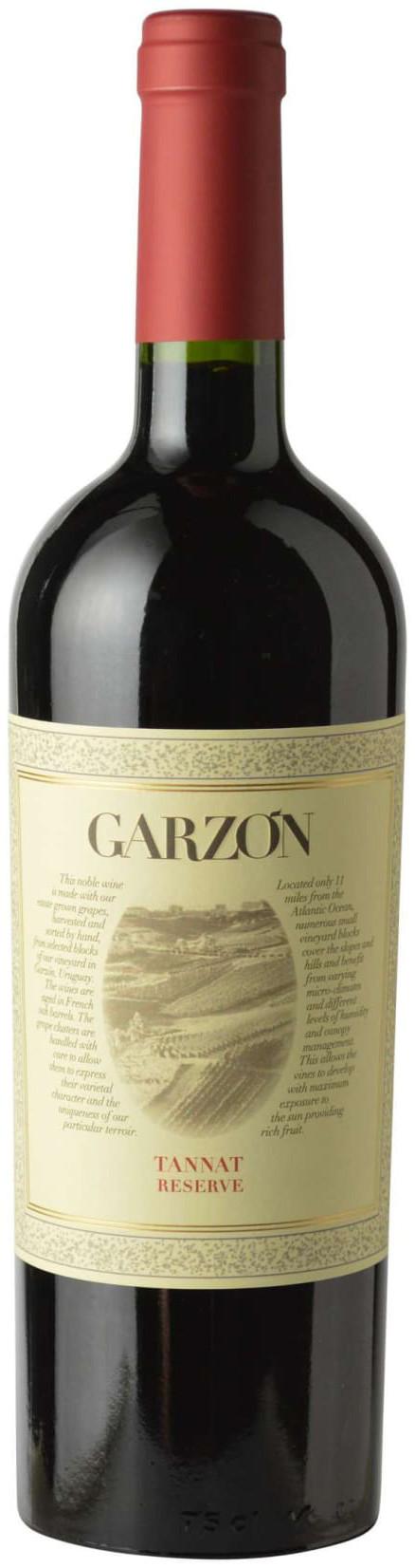Bodega Garzon Uruguay Reserve Tannat 2018 red wine