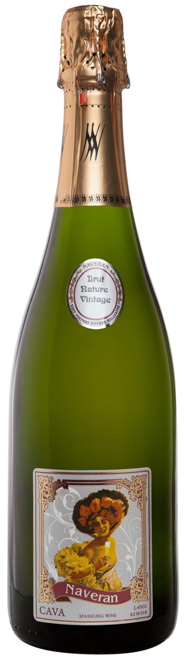 Bodegas Naveran Brut Cava 2018 sparkling wine