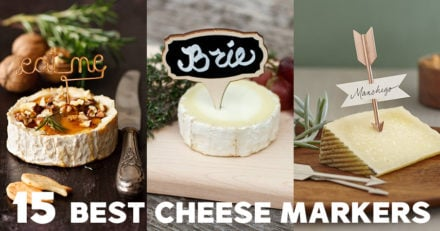 Best Cheese Markers