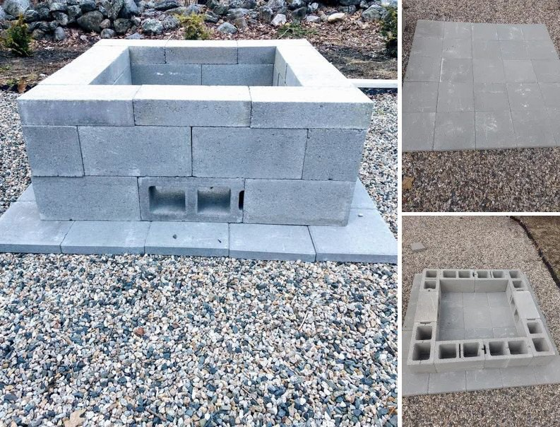 DIY Cinder Block Plan Under $60