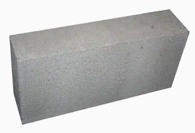 Cinder block cap example