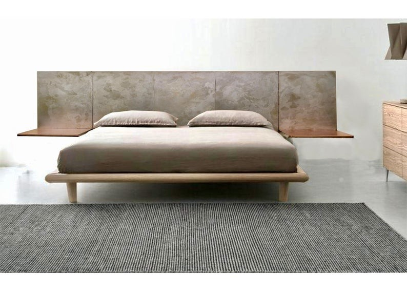 creative modern copper headboard design
