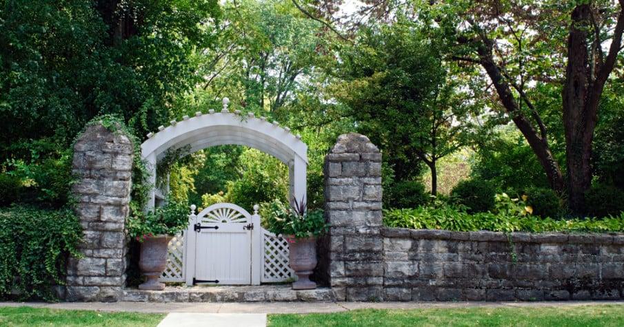 Arbor over gate ideas